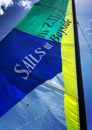 Sails at Bayside Brisbane