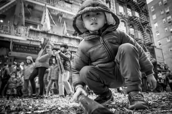 chinese new year kid