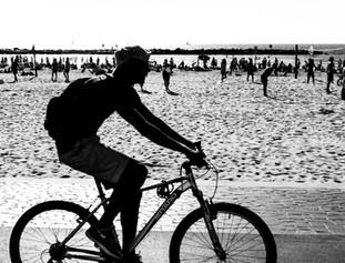 tel aviv biking