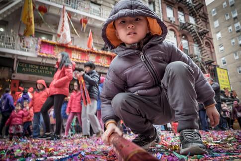 New York Chinatown Boy