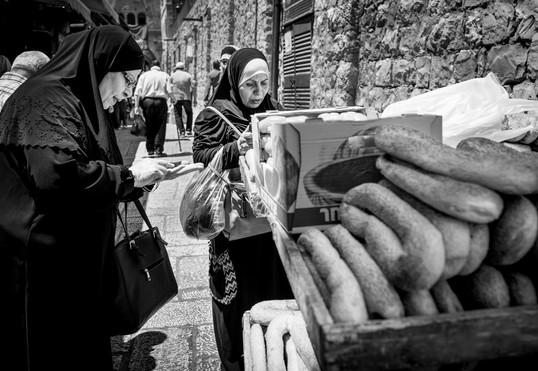arab women jerusalem
