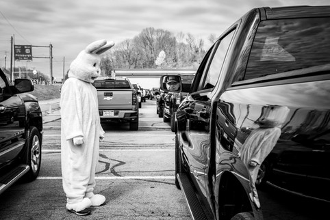 Drive-In Easter