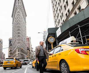 flatiron taxi