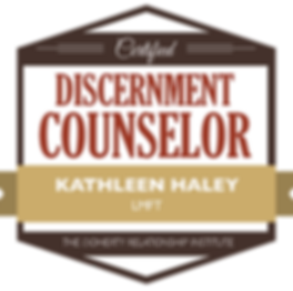 Certified Discernment Counselor