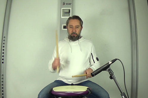 Snare Technique Basic Groups ENGLISH VERSION