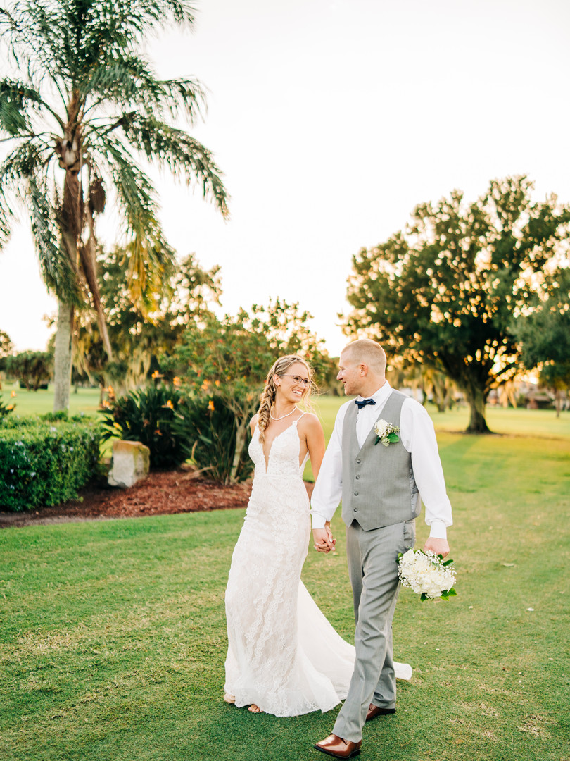 Rockledge Country Club Wedding Photographer