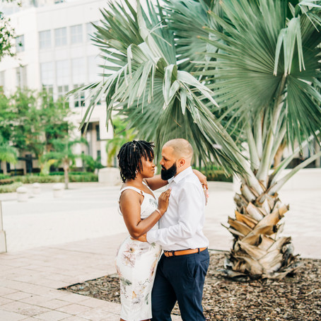 Downtown Orlando Courthouse Elopement