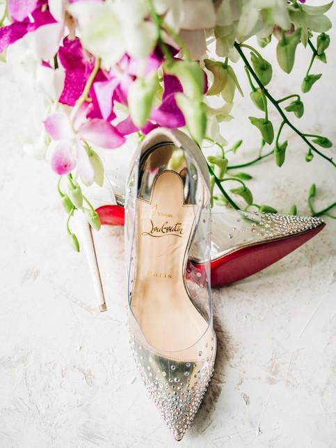 Louis Vuitton Bridal Shoes