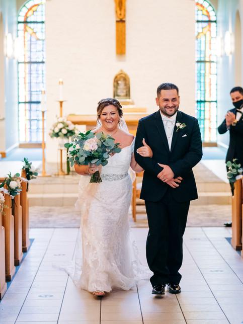 Orlando Catholic Wedding Ceremony