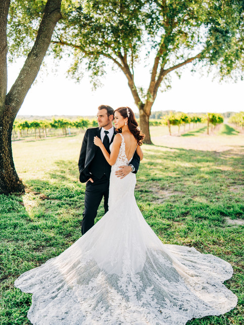 Clermont Wedding Photography