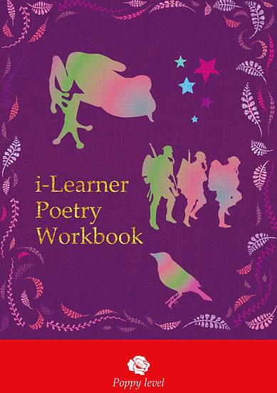 Poppy Level (S3+) – i-Learner Poetry Workbook