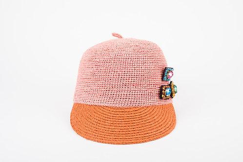 GRACE CAP Bi-weave