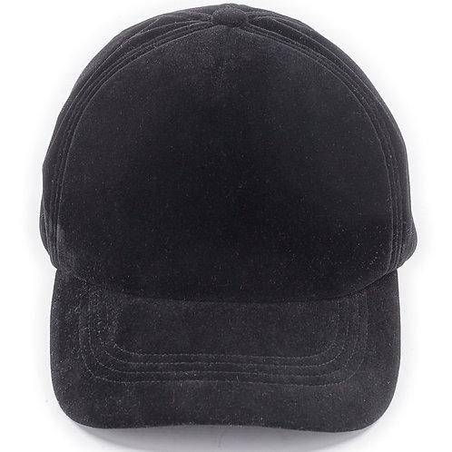 RAPPER CAP Velvet Black