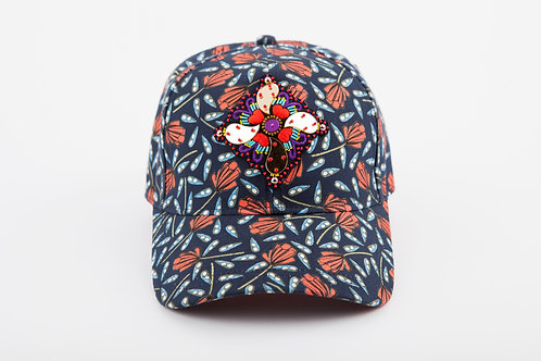 BASEBALL CAP COEUR DE MARIE With TIARA
