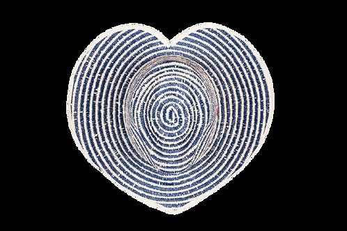 LOVE Cotton w/Handmade Embroidery