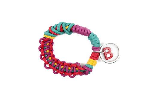 CELTIC KNOTS Key Ring - Mix Red & Purple