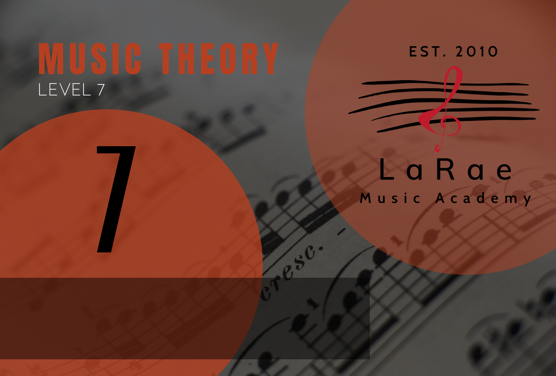 Music Theory Level 7