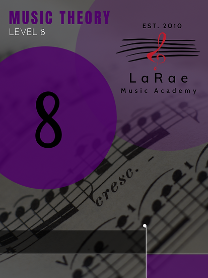 Music Theory Level 8