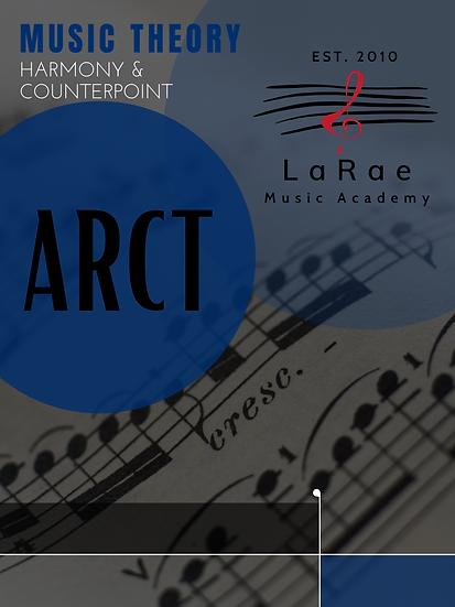 ARCT Harmony & Counterpoint