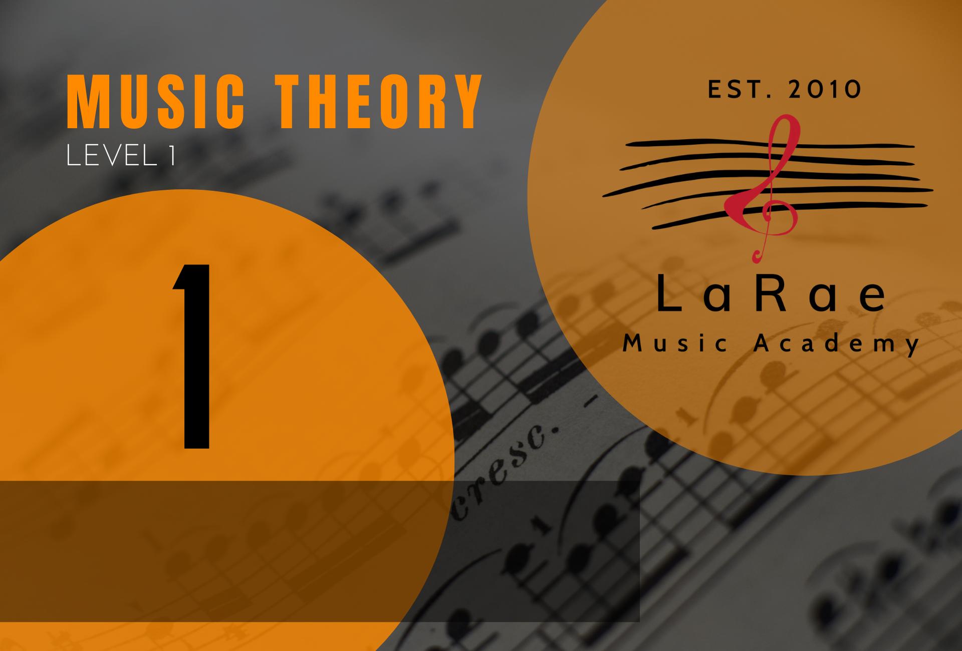 Music Theory Level 1