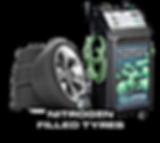 Tyre Ace Nitrogen filling
