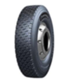 Powertrac Powert plus drive tyre 11R22.5