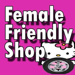 Tyre Ace Female Friendly Shop