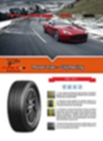 City Racing Tyre Powertrac