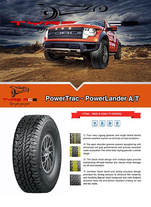 Powertrac A/T Powerlander