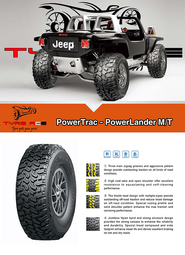 PowerLande M-T