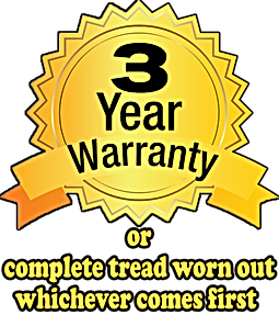 Tyre Ace 3 Year Warranty