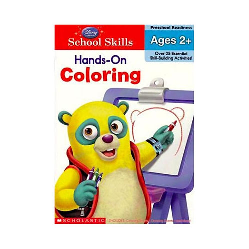 Hands On Colouring
