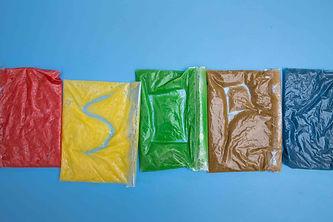 Ziploc Glue Bag