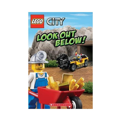 Lego City Look Out Below