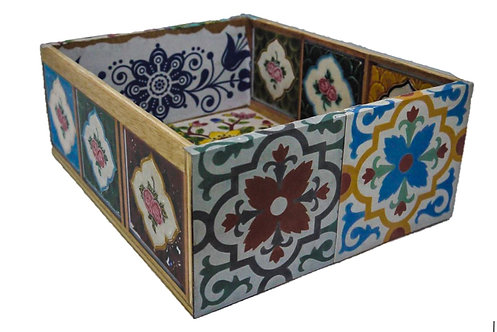 Peranakan Tiled Box