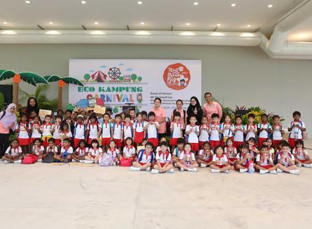 Start Small Dream Big – Eco Kampung Carnival 2019