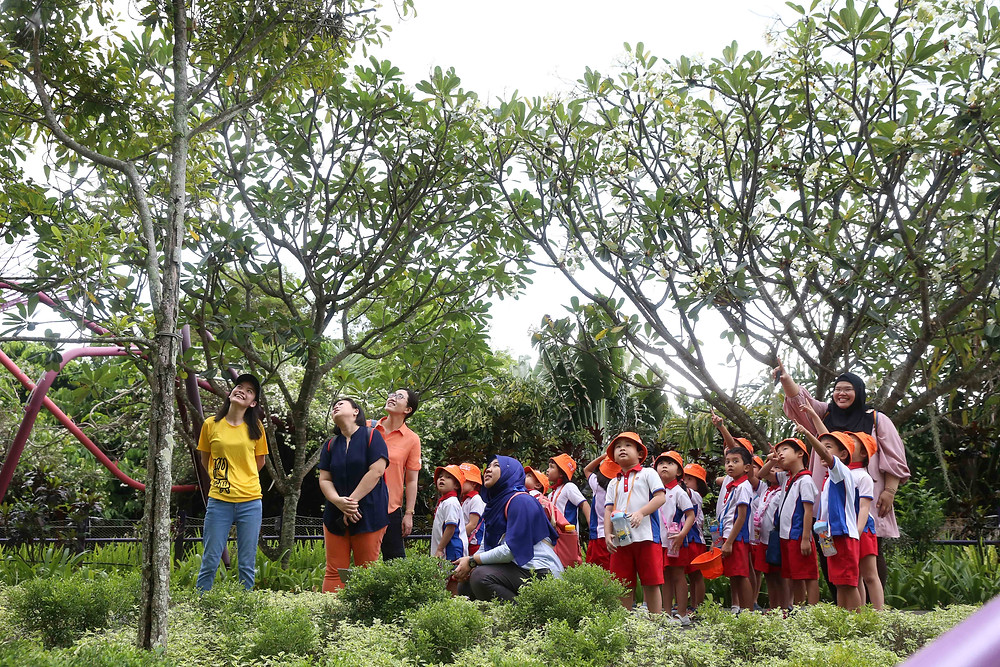 Eco Kampung Carnival _ Learning Trail