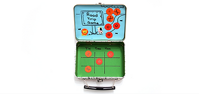 Travelling Tin of a Game