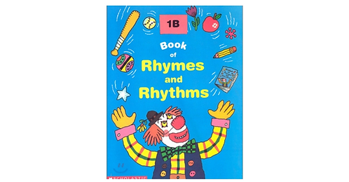 Book of Rhymes & Rhythms 1B
