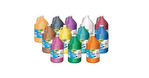 Crayola Washable Paints