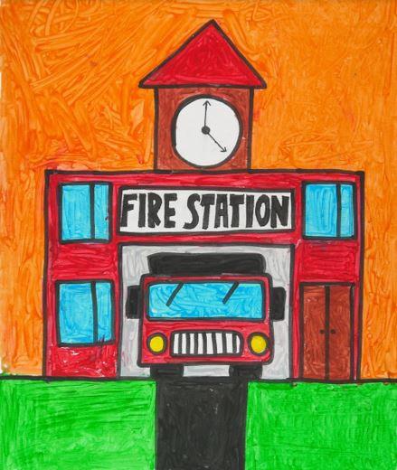 A Safe Singapore (Fire Station)