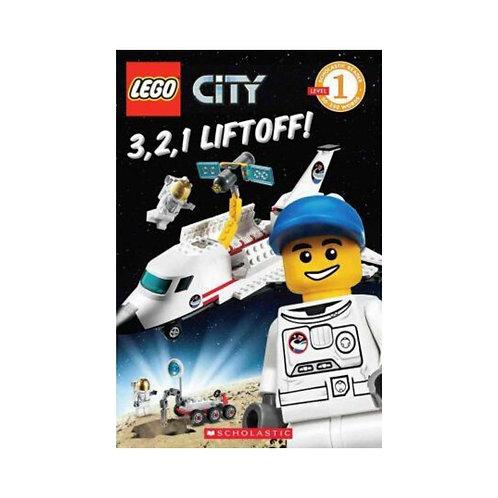 Lego City 3,2,1 Liftoff!