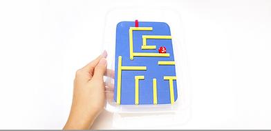 Floor Plan Maze