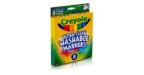 Crayola Broadline Marker Classic