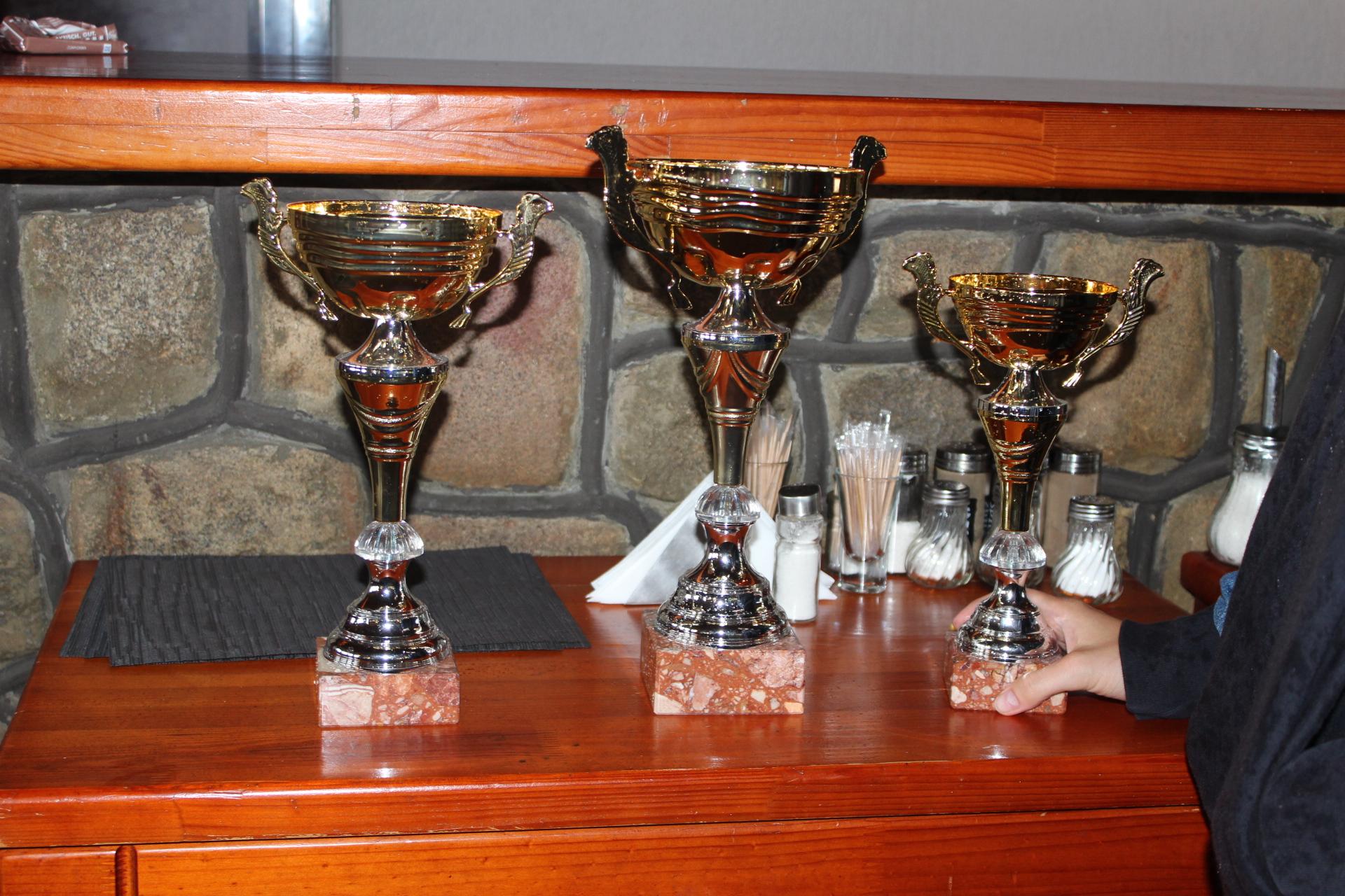 Награды калининград