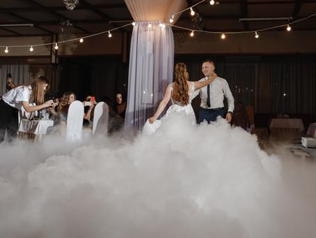 Тяжелый дым на свадебном торжестве - отчёт.