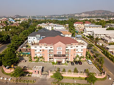 Aerial view of Alpha-Plus Apartment 91