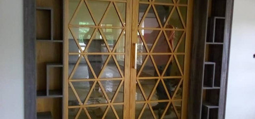 Executive Front Entry Glass Door
