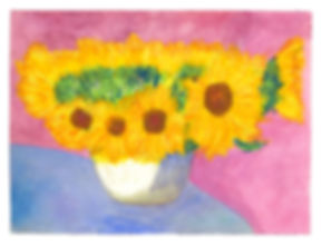Charles Scheips-Sunflowers, Hollywood_20