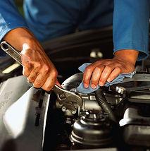 Car maintenance service and repair.
